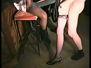 Hoe gets group-fucked at snooker hall wifey interracial group sex